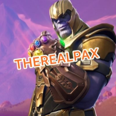 TheRealPAX (400k subs) on Twitter:
