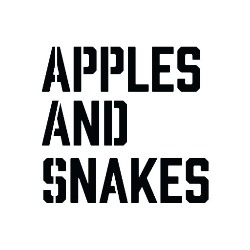 Apples and Snakes (@ApplesAndSnakes )