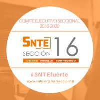 SNTE 16 OFICIAL✏️
