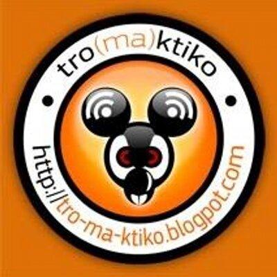 Αποτέλεσμα εικόνας για tro-ma-ktiko