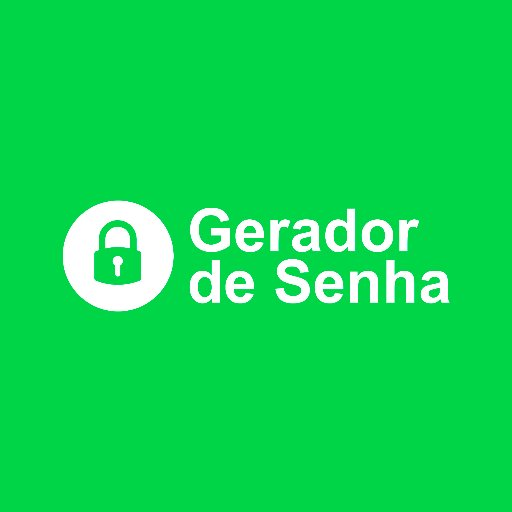 Gerador de Senha