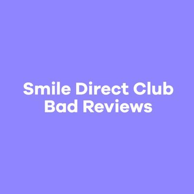Smile Direct Club Clear Aligners  Open Box
