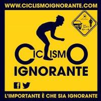 Ciclismo Ignorante