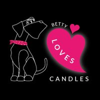 Betty loves candles