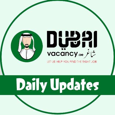 DubaiVacancy ae on Twitter: