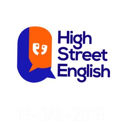 High Street English