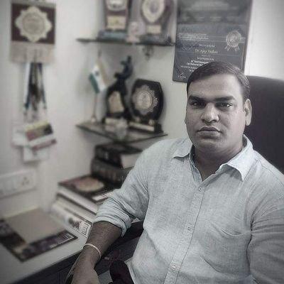 Dr Ajay Yadav