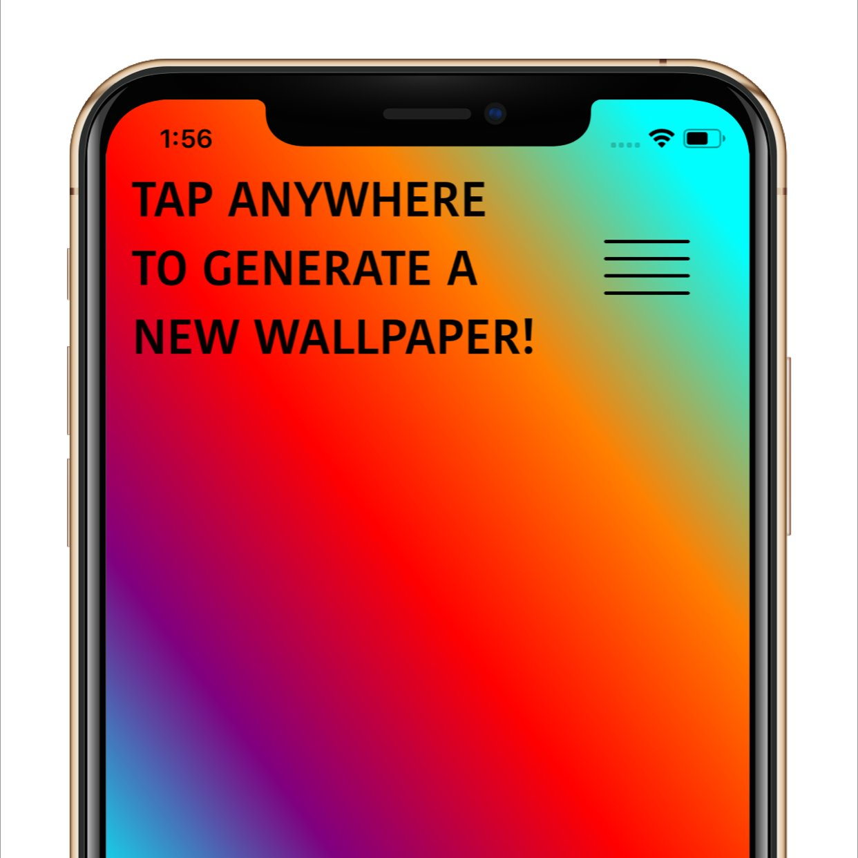Infinity Wall (iPhone App)