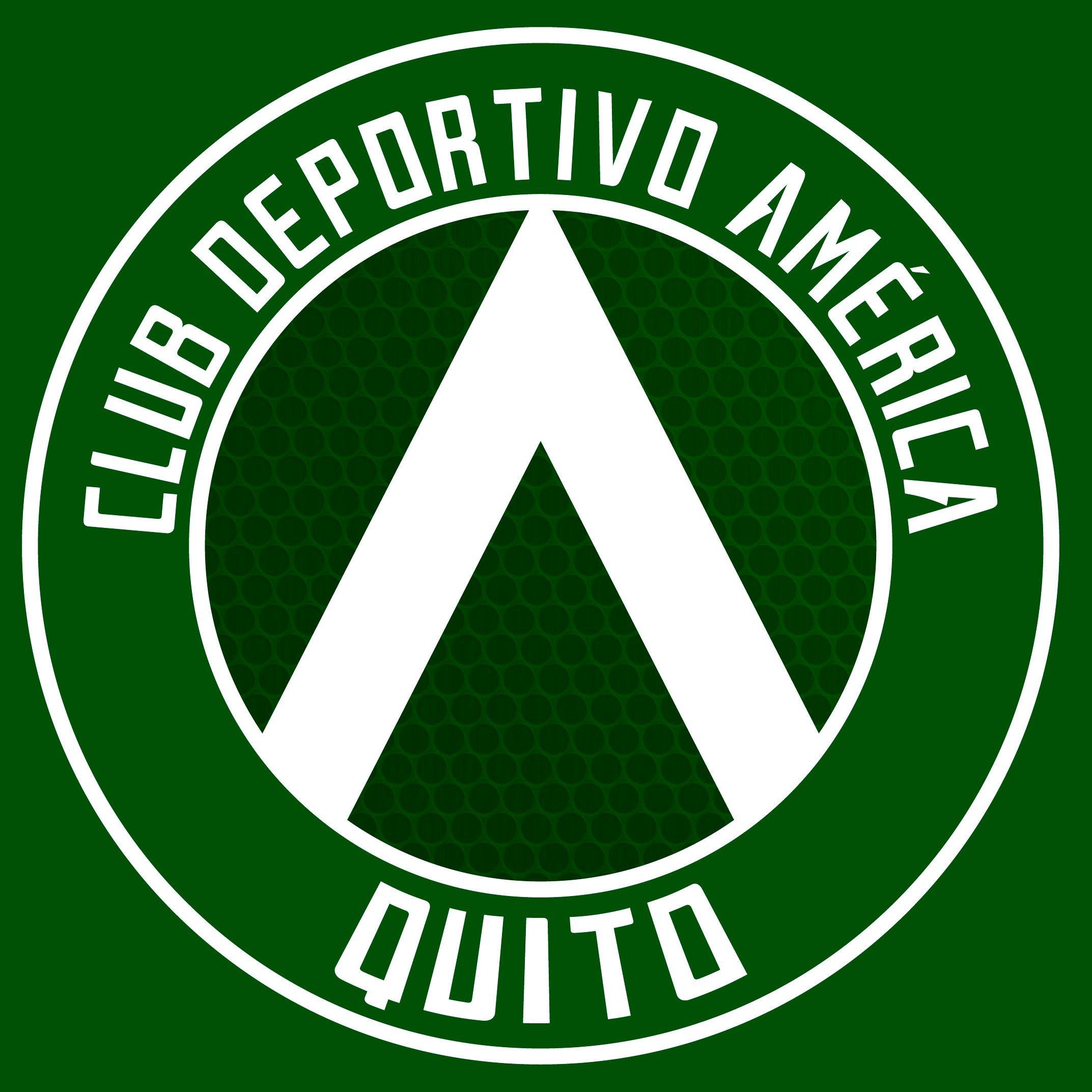 Resultado de imagen para AMERICA DE QUITO LOGO