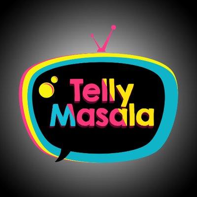 Telly Masala (@tellymasala) Twitter profile photo