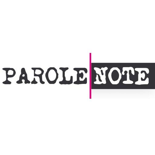 @ParoleNote