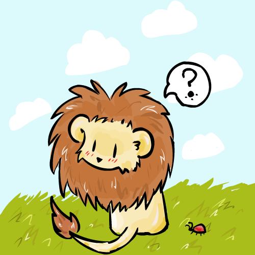 заграница милые картинки льва рисунки покрывающий доску