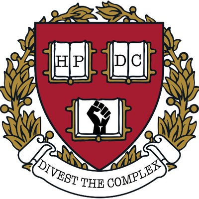 Harvard Prison Divestment Campaign (@HarvardPDC) Twitter profile photo