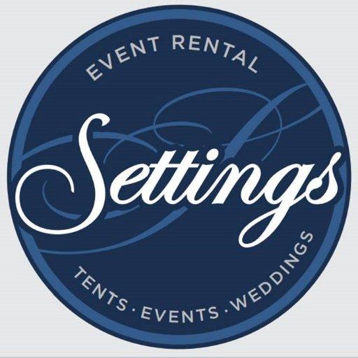 Settings EventRental