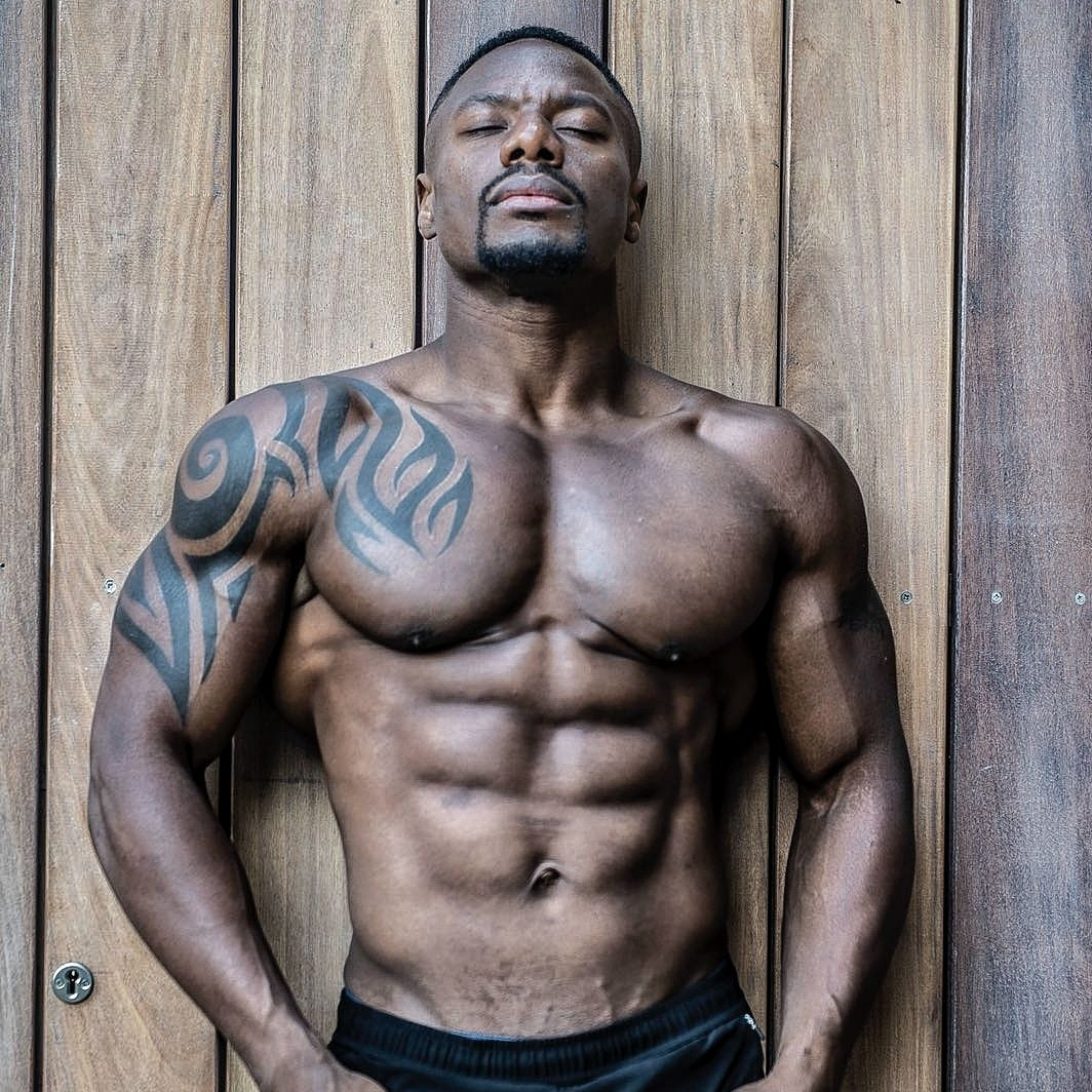 Body fitness men nude consider, that you