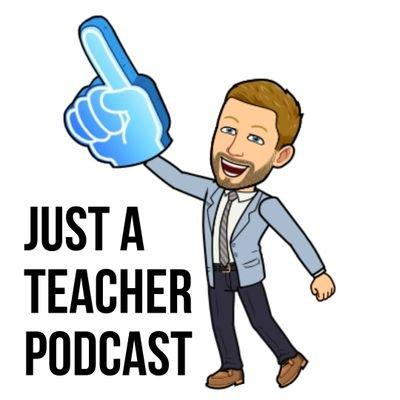 Just A Teacher (@JustATeacherPod) Twitter profile photo