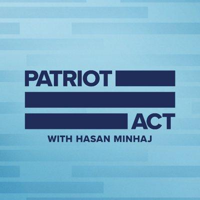 Patriot Act with Hasan Minhaj (@patriotact) Twitter profile photo