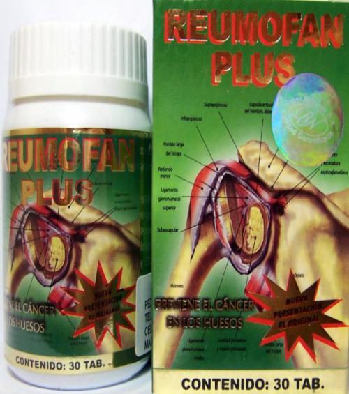 What is Reumofan Plus?