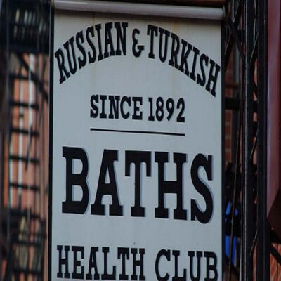Of russian baths and you