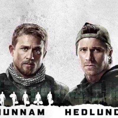 Hunnam & Hedlund