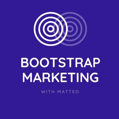 bootstrap marketing