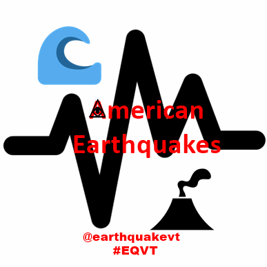 American Earthquakes 🌋🌊🌎