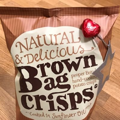 Brown Bag Crisps On Twitter There Are Just 3 Hours Left To