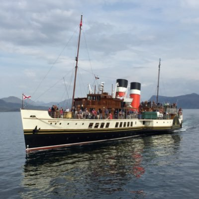 Waverley Excursions (@PS_Waverley) Twitter profile photo