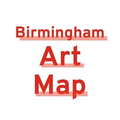 Birmingham Art Map