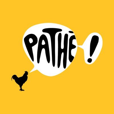 Pathé At Pathe Twitter