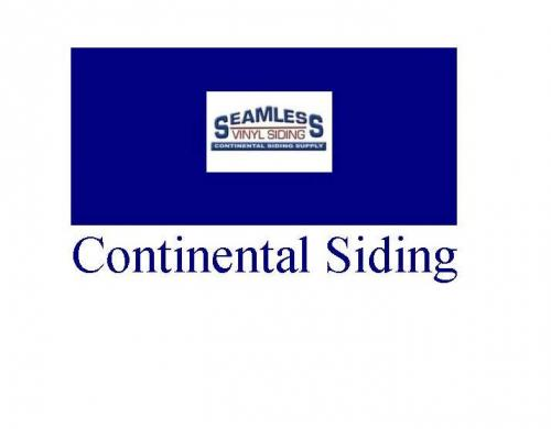 Continental Siding Continentalsid Twitter