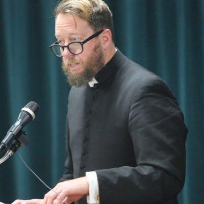 Fr. Kevin M. Cusick, LCDR (Ret.)
