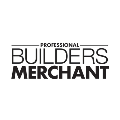 Professional builders merchant logo
