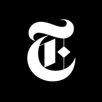 nytimes Twitter profile