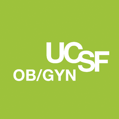 UCSF Obstetrics Gynecology & Reproductive Sciences (@UCSF_ObGynRS