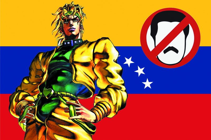 Your favorite HATES Maduro!
