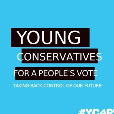 Young Conservatives For A People's Vote
