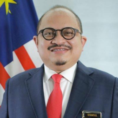 YB Shamsul Iskandar Mohd Akin