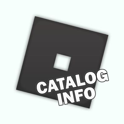 Roblox Catalog Info Rblxcataloginfo Twitter
