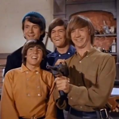 monkees out of context (@monkeescontxt) Twitter profile photo