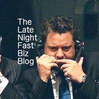 The Late Night Fast Biz Blog
