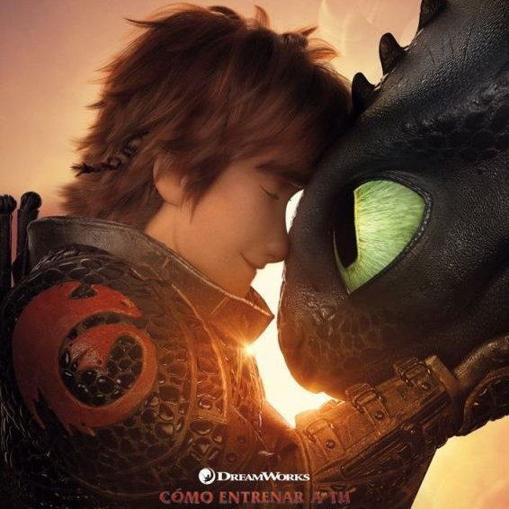 how to train your dragon subtitles arabic