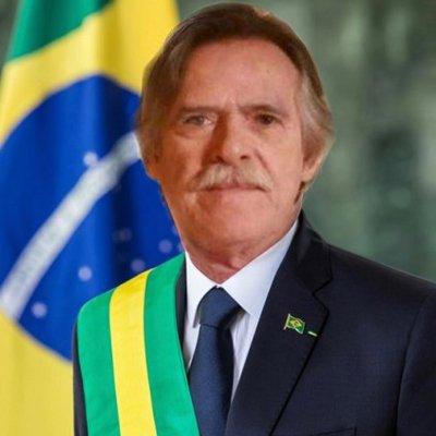 José de Abreu, autoproclamado Presidente do Brasil