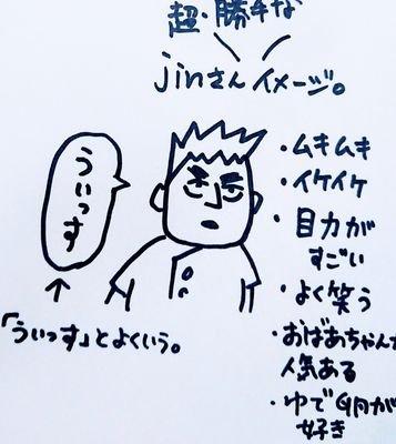 Jin@海外で働きたいCRA