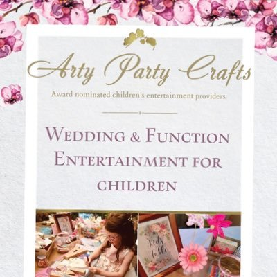 Arty Party Crafts (@artypartycraft) Twitter profile photo