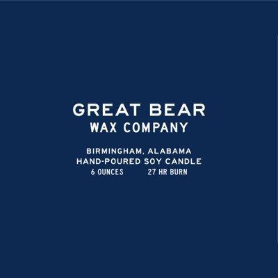Great Bear Wax Co. (@Greatbearwaxco) Twitter profile photo