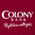 Colony Bank's Twitter Profile Picture