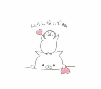 モフ@初マタ32W♀ 体重計怖い