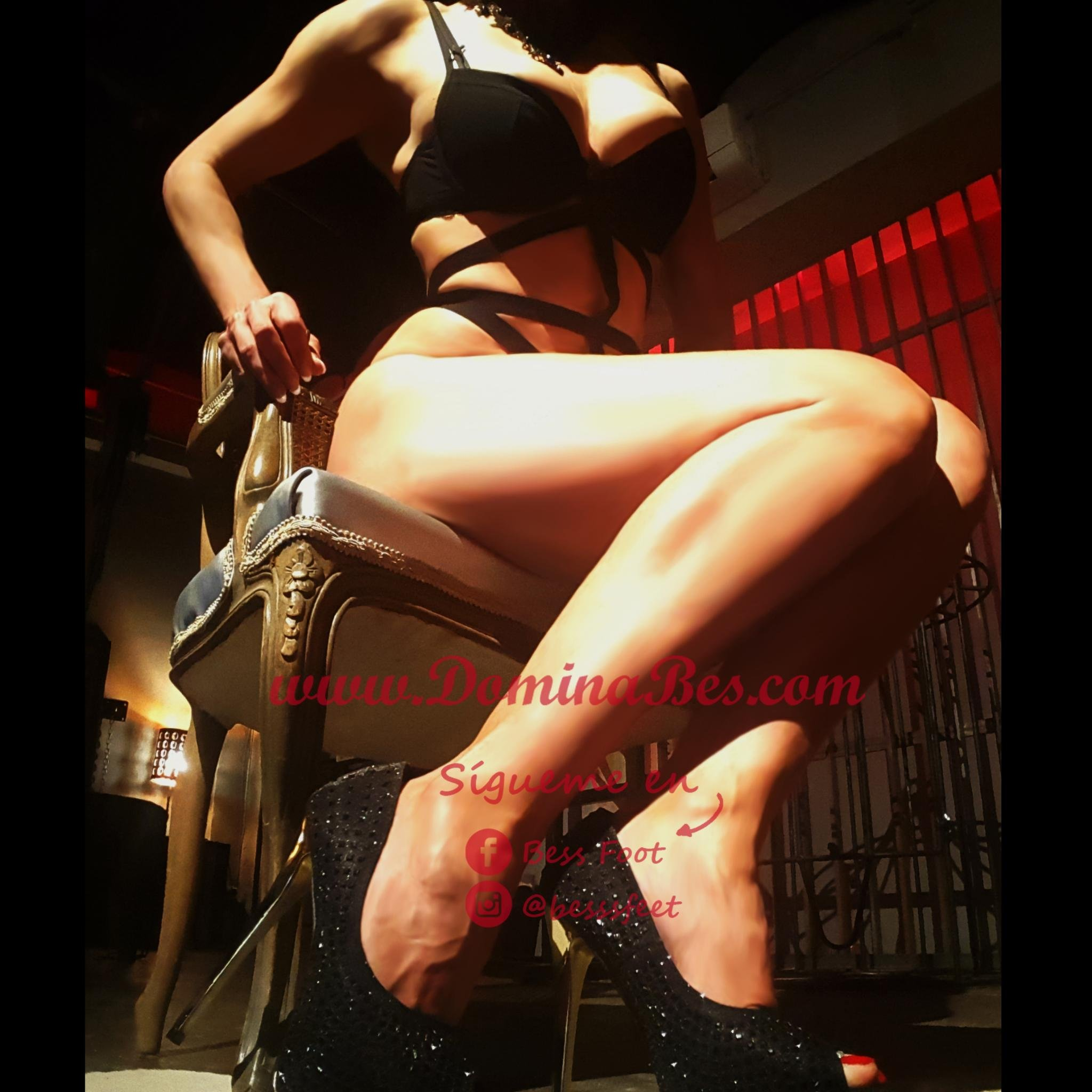 Ama freda bdsm, spanish escort in barcelona