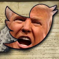 Political Tweet War